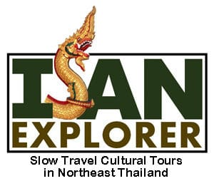 Isan Explorer tour company logo