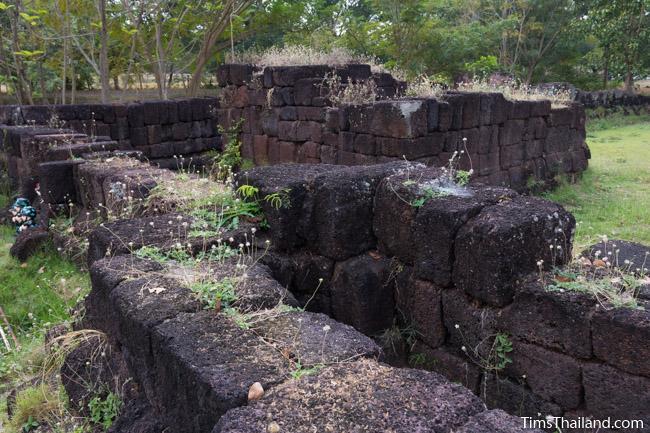 east gopura and library of Ku Buamat Khmer ruin