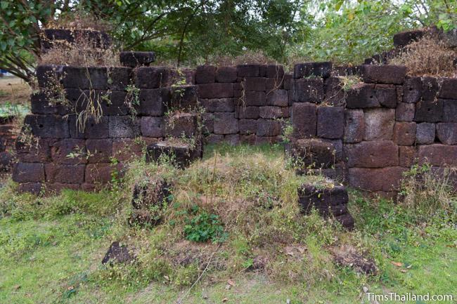 west gopura of Ku Buamat Khmer ruin