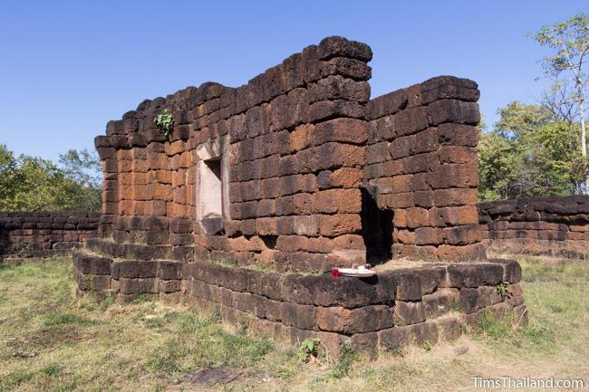central sanctuary of Ku Phanna Khmer ruin