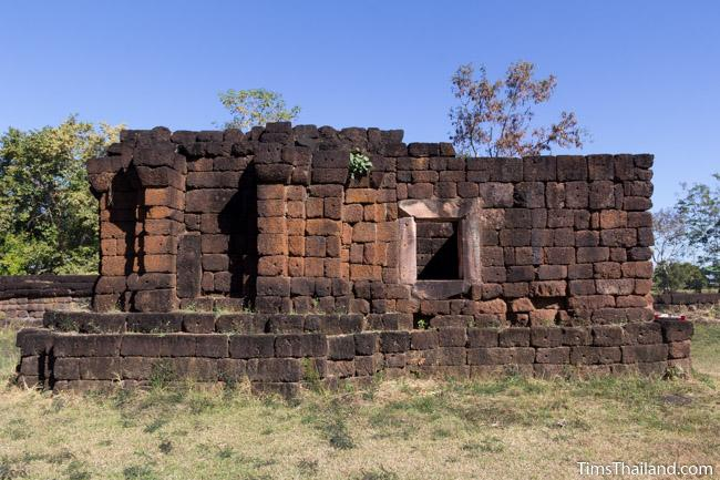 central sanctuary of Ku Phanna Khmer ruin