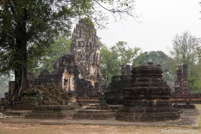 Wat Phra Phai Luang Khmer ruin