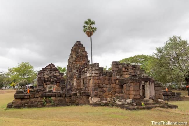Prang Ku Chaiyaphum Khmer ruin