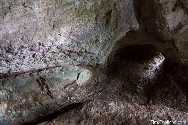 somasutra in north Kao Kuha Cave