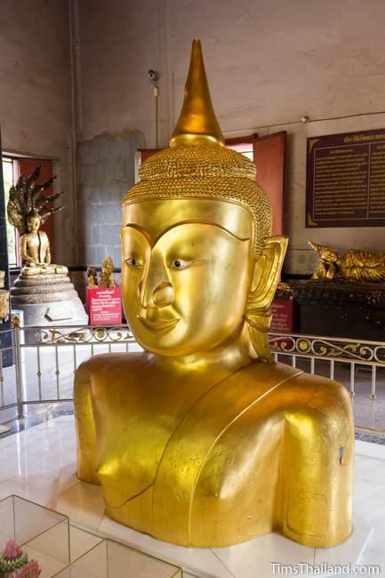 Luang Por Phra Phut Buddha image