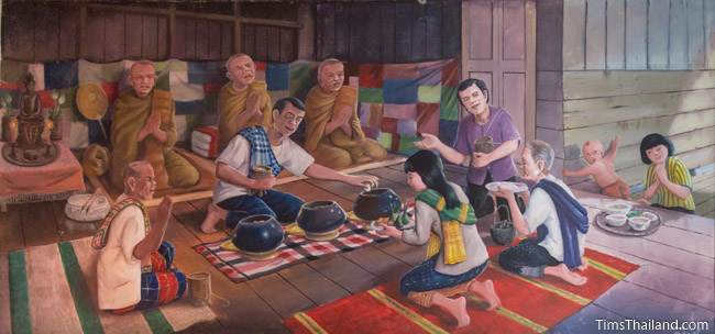 mural of eight khong