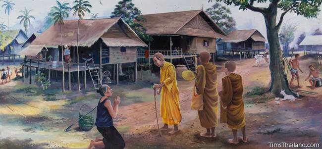 mural of eleventh khong