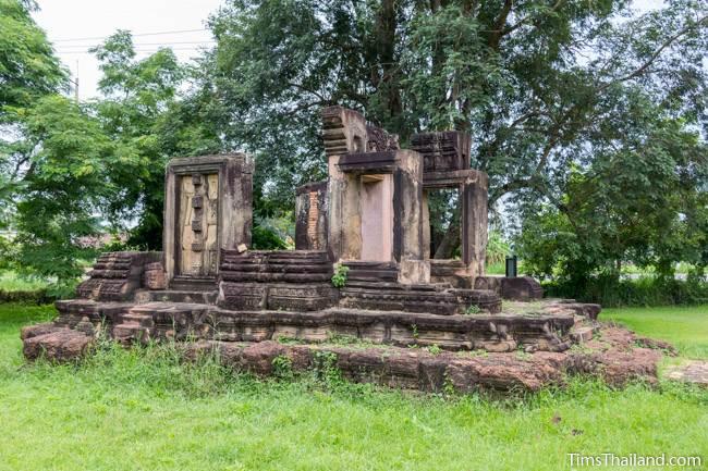 library at Prang Phakho Khmer ruin