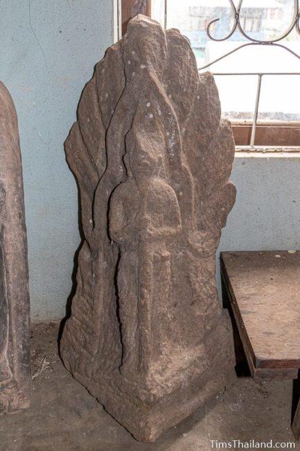 Khmer guardian antefix