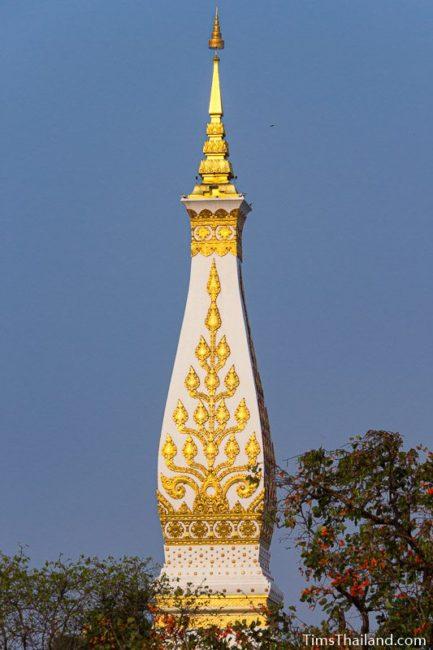 top of Phra That Phanom stupa
