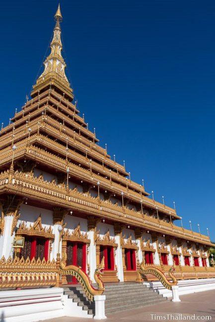 view of main stupa