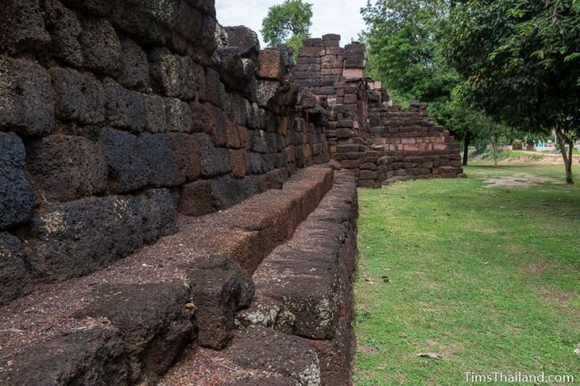 wall of northern gate