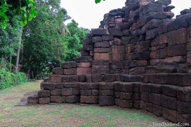 side of western gate
