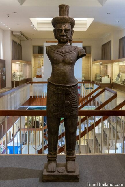 tall statue of Shiva