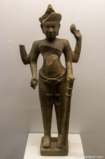 statue of Vishnu
