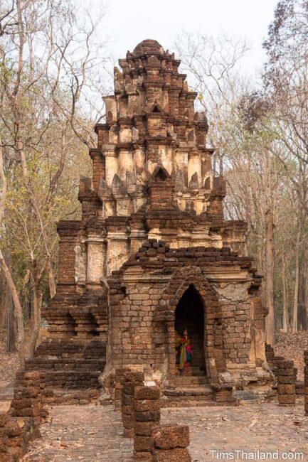 ancient stupa